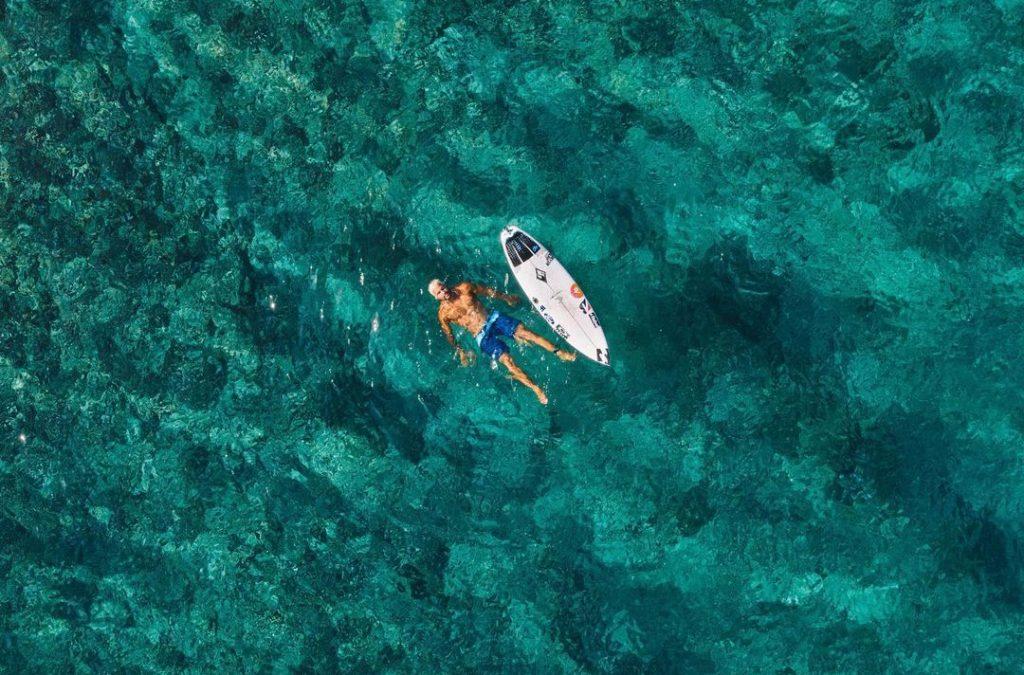 Italo Ferreira, Maldivas, Dia Mundial dos Oceanos. Foto: Marcos Casteluber