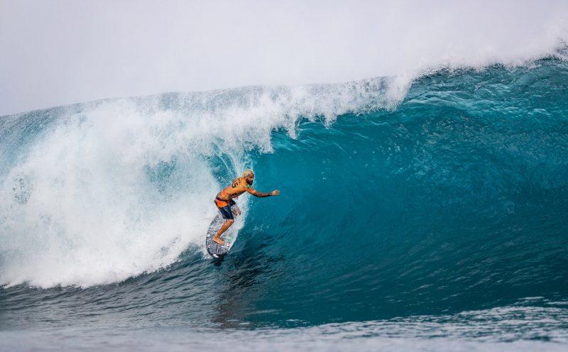 Italo Ferreira, Billabong Pipe Masters 2020, Pipeline, Havaí. Foto: WSL / Bielmann