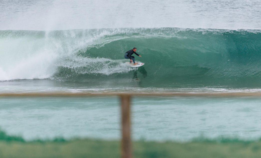 Damien Hardman, North Narrabeen, Austrália. Foto: WSL / Matt Dunbar