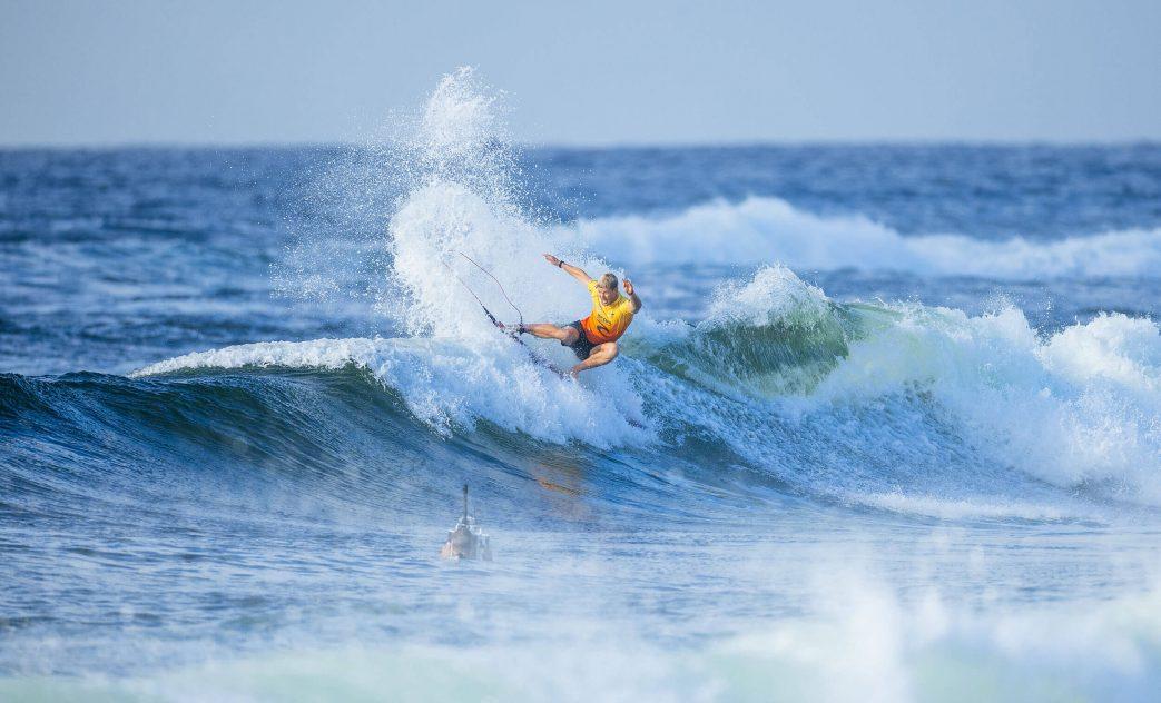 John John Florence, Rip Curl Newcastle Cup 2021, Merewether Beach, Austrália. Foto: WSL / Dunbar