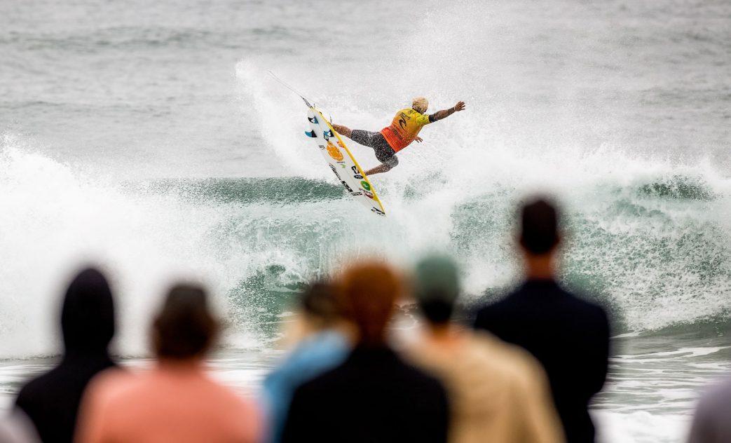 Italo Ferreira, Rip Curl Narrabeen Classic 2021, North Narrabeen, Austrália. Foto: WSL / Dunbar