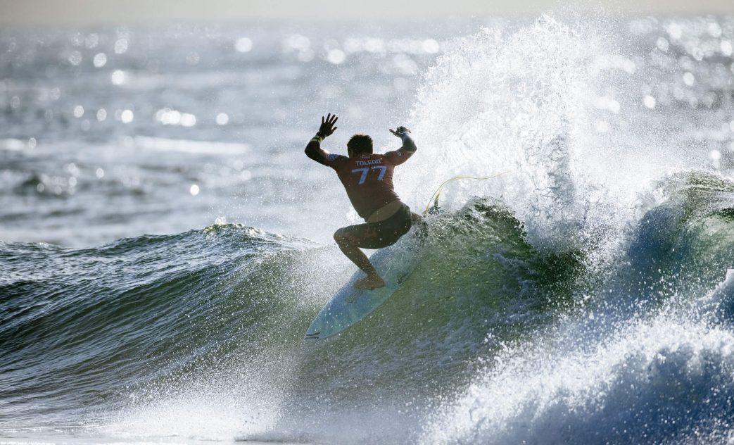 Filipe Toledo, Rip Curl Newcastle Cup 2021, Merewether Beach, Austrália. Foto: WSL / Dunbar