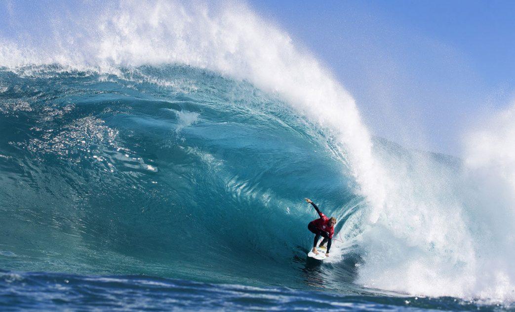Owen Wright, The Box, Swell, Circuito Mundial de Surf, World Surf League, WSL, Margaret River, Western Austrália. Foto: WSL / Cestari