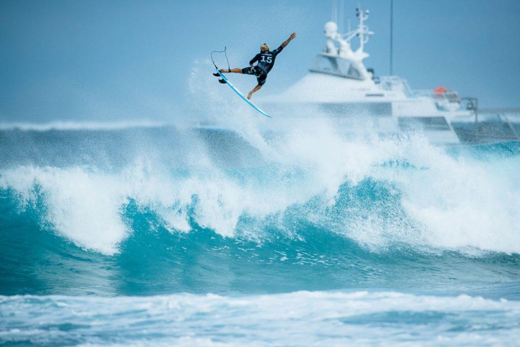 Italo Ferreira, Rip Curl Rottnest Search 2021, Strickland Bay, Rottnest Island, Western Australia, Austrália, Swell, WA, West Oz. Foto: WSL / Dunbar