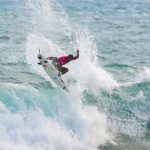Edgard Groggia, Open Salinas 2021, Playa de La FAE, Equador, WSL. Foto: WSL / Kevin Moncayo