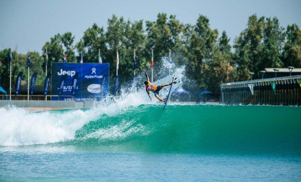 Gabriel Medina, Surf Ranch Pro 2021, Lemoore, Califórnia (EUA), World Surf League, Circuito Mundial de Surf 2021, Kelly Slater Wave Pool. Foto: WSL / Nolan