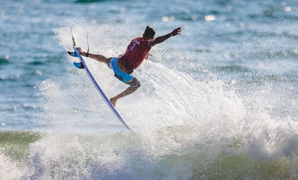 O PRIMEIRO DIA DO SURF NOS JOGOS DE TÓQUIO