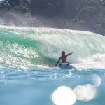 Dennis Tihara, Free surf no Japão. Foto: Pedro Gomes