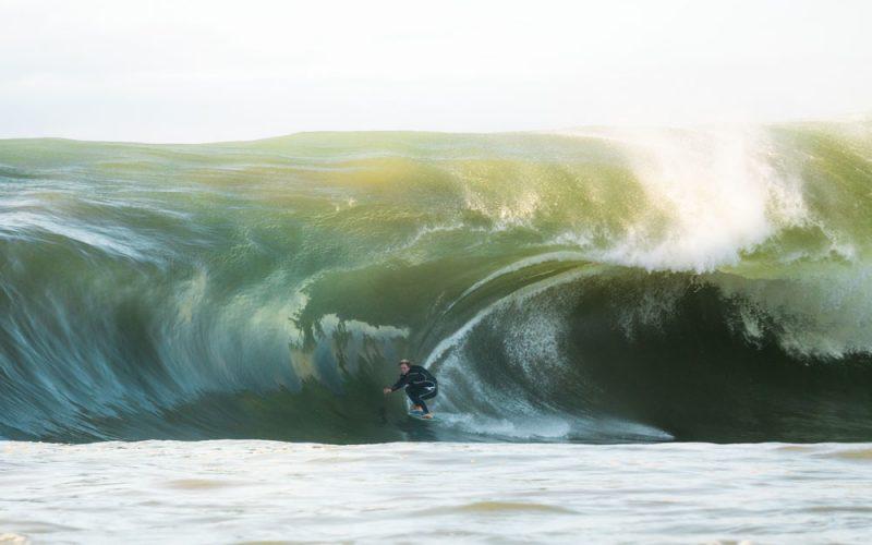 Lucas Fink, Swell na Laje da Avalanche, Vila Velha (ES), Ondas Grandes no Brasil, Big Waves, Slabs. Foto: Keale Lemos