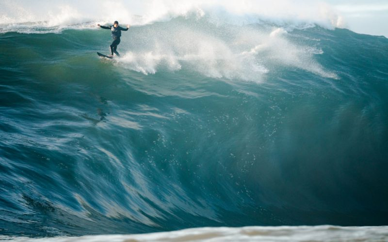 Ziul Andueza, Swell na Laje da Avalanche, Vila Velha (ES), Ondas Grandes no Brasil, Big Waves, Slabs. Foto: Keale Lemos