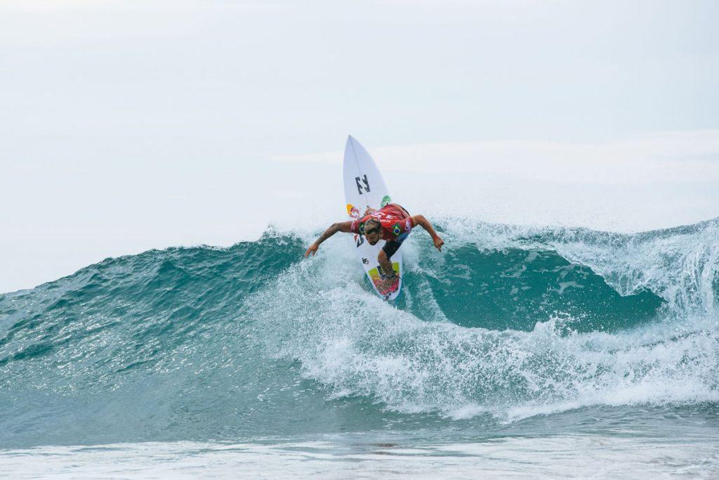 Italo Ferreira, Corona Open Mexico, Barra de La Cruz, Oaxaca, México, Surf, WSL, World Surf League, Circuito Mundial de Surf, ao vivo. Foto: WSL / Heff