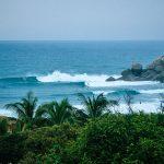 Barra de La Cruz, Oaxaca, México, Surf, WSL, World Surf League, Circuito Mundial de Surf, ao vivo. Foto: WSL / Heff