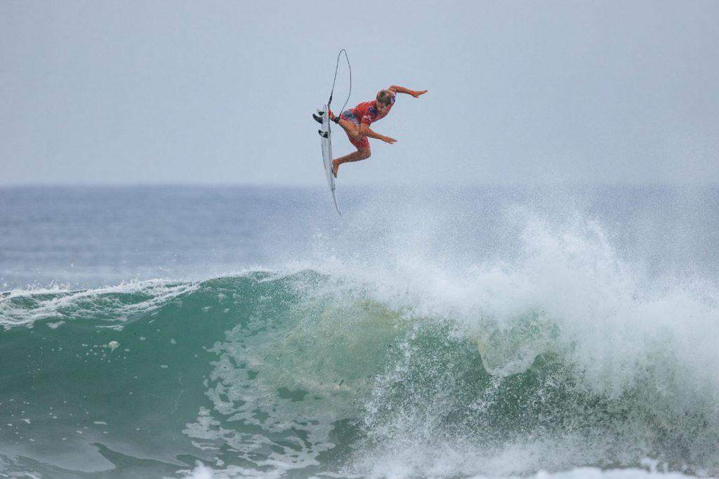 Jack Robinson, Corona Open Mexico 2021, Barra de La Cruz, Oaxaca, México, Surf, WSL, World Surf League, Circuito Mundial de Surf, ao vivo. Foto: WSL / Heff