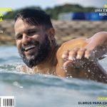 Italo Ferreira estampa a capa da revista Go Outside. Foto: Reprodução