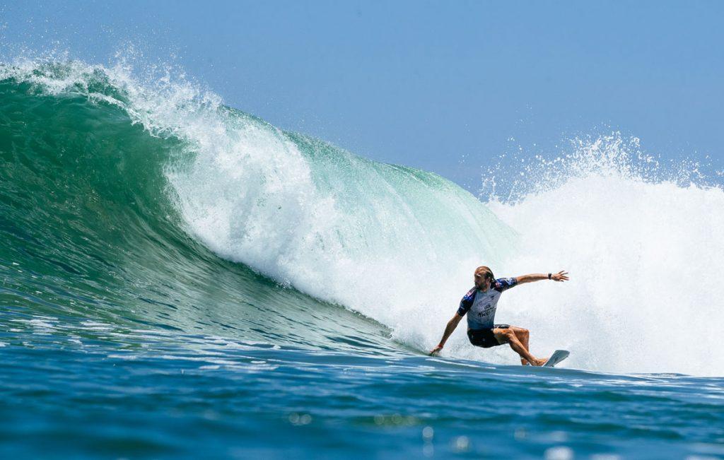 Owen Wright, Corona Open Mexico, Barra de La Cruz, Oaxaca, México, Surf, WSL, World Surf League, Circuito Mundial de Surf, ao vivo. Foto: WSL / Heff