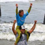 Carol Bastides, Píer de Mongaguá (SP), Agenor de Campos, Circuito Municipal de Surf 2021. Foto: @fotosurfboard