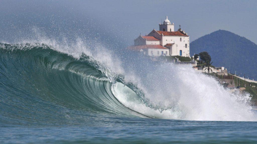 Oi Rio Pro, Barrinha, Saquarema (RJ), Surf Festival. Foto: WSL / Smorigo