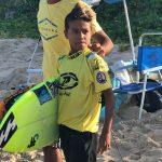 Arthur Vilar, Circuito Detonação de Surf 2021, Praia de Tabatinga, Nísia Floresta (RN). Foto: Arquivo pessoal