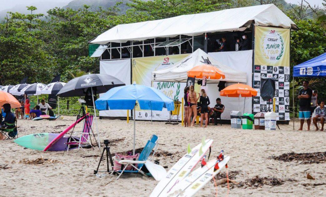 Votação eletrônica define Comissão de Atletas da CBSurf. Foto: Daniel Smorigo / Divulgação CBSurf