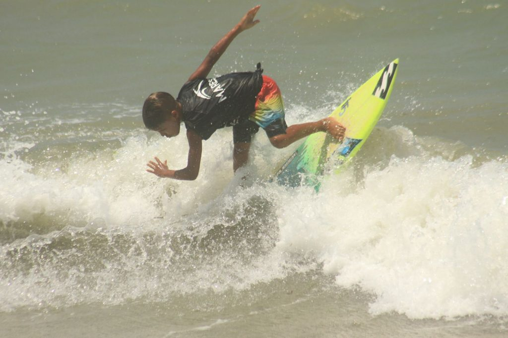 Arthur Vilar, Maresia Pro Taíba 2021, São Gonçalo do Amarante, Circuito Cearense de Surf. Foto: Mardonio Paz