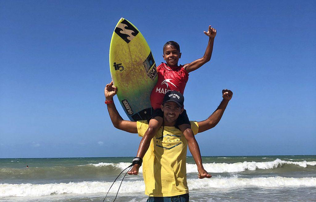 Arthur Vilar, Maresia Pro Taíba 2021, São Gonçalo do Amarante, Circuito Cearense de Surf. Foto: Rouse Belo